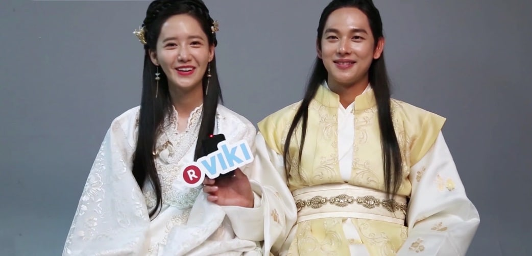 Watch: YoonA And Im Siwan Play A Chemistry Game And Talk First Impressions