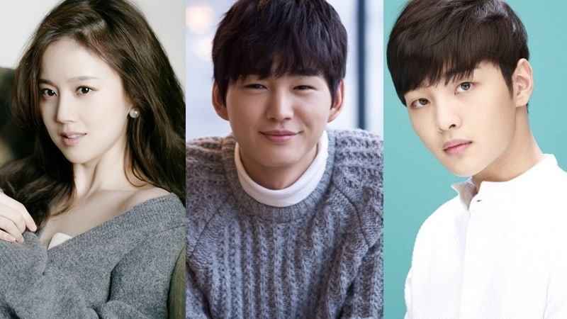 Moon Chae Won, Lee Won Geun, And Kim Min Jae Potentially To Star In A Film Together