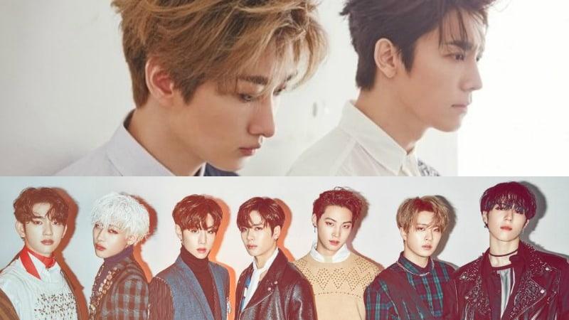 Super Junior-D&E, GOT7 Finalize KCON 2017 LA Lineup + Schedule