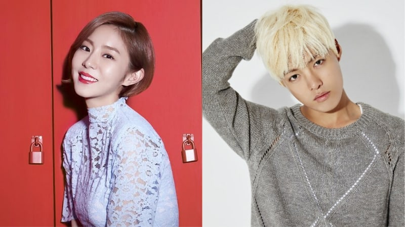 UEE and Kangnam confirm dating reports after initially denying relationship rumours