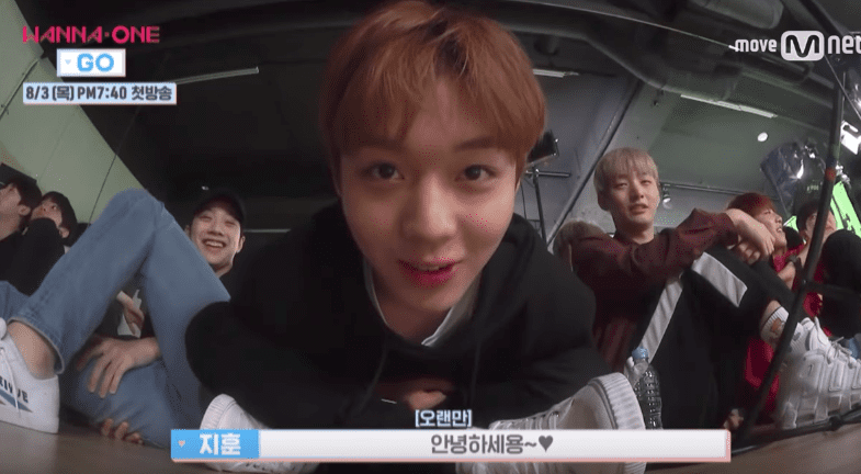 "Watch: Wanna One Is Adorably Awkward + Hilarious During Filming For ""Wanna One Go"" Teaser"