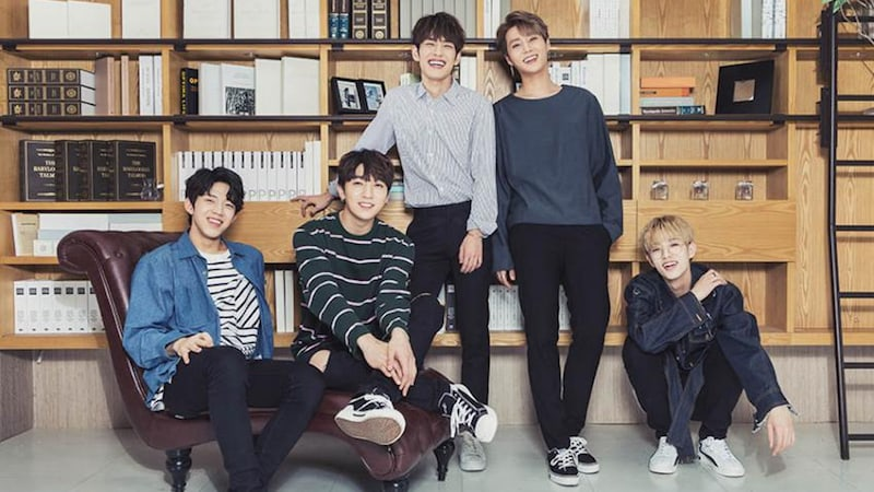 DAY6 Takes A Trip Down Memory Lane In 2nd Anniversary Celebration Broadcast