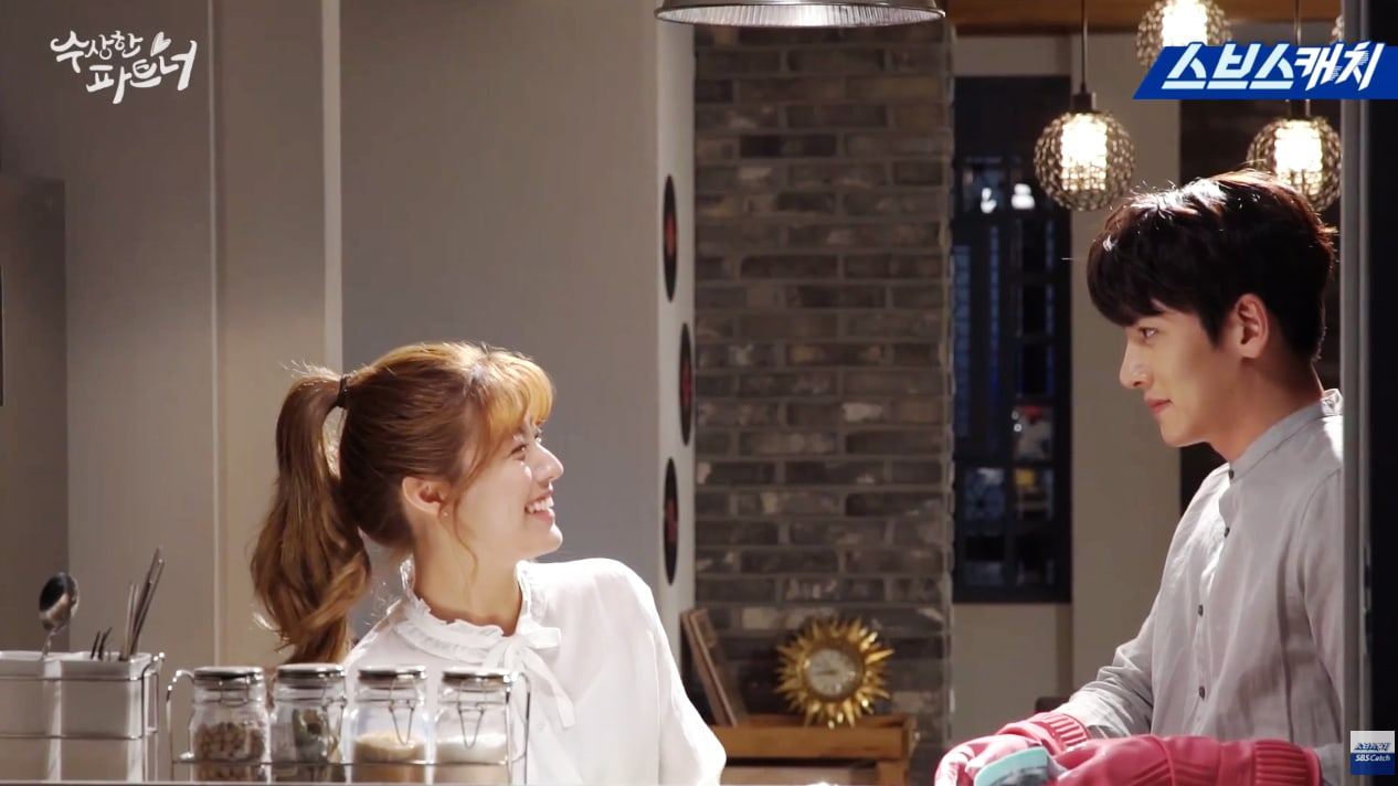 """Watch: """"Suspicious Partner"""" Reveals Unseen Behind-The-Scenes Moments + Cast Thanks Viewers"""