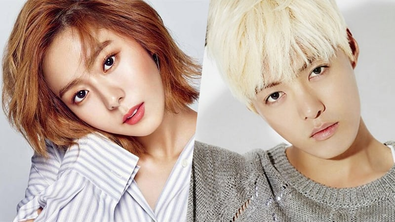 UEE And Kangnam End Their Relationship
