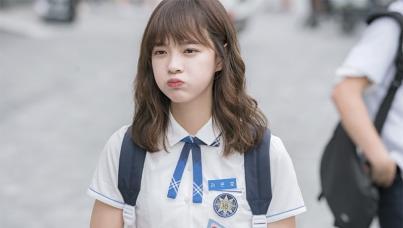 gugudans Kim Sejeong Reveals How She Feels About Her Own Acting In School 2017