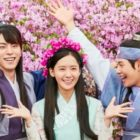 """The King Loves"" Reveals Stills Of Main Actors Showing Off Adorable Chemistry"