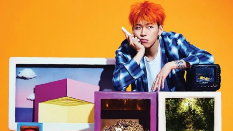 Block B's Zico Reveals That He Is Getting More Feature Requests Than He Can Possibly Handle