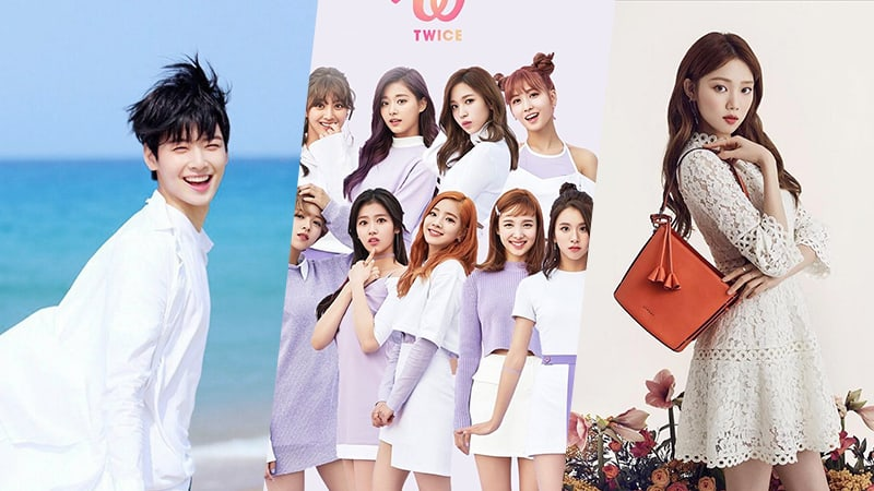 """Lee Sung Kyung, TWICE, ASTRO's Cha Eun Woo, And More To Be Recognized At """"2017 MTN Ad Festival"""""""