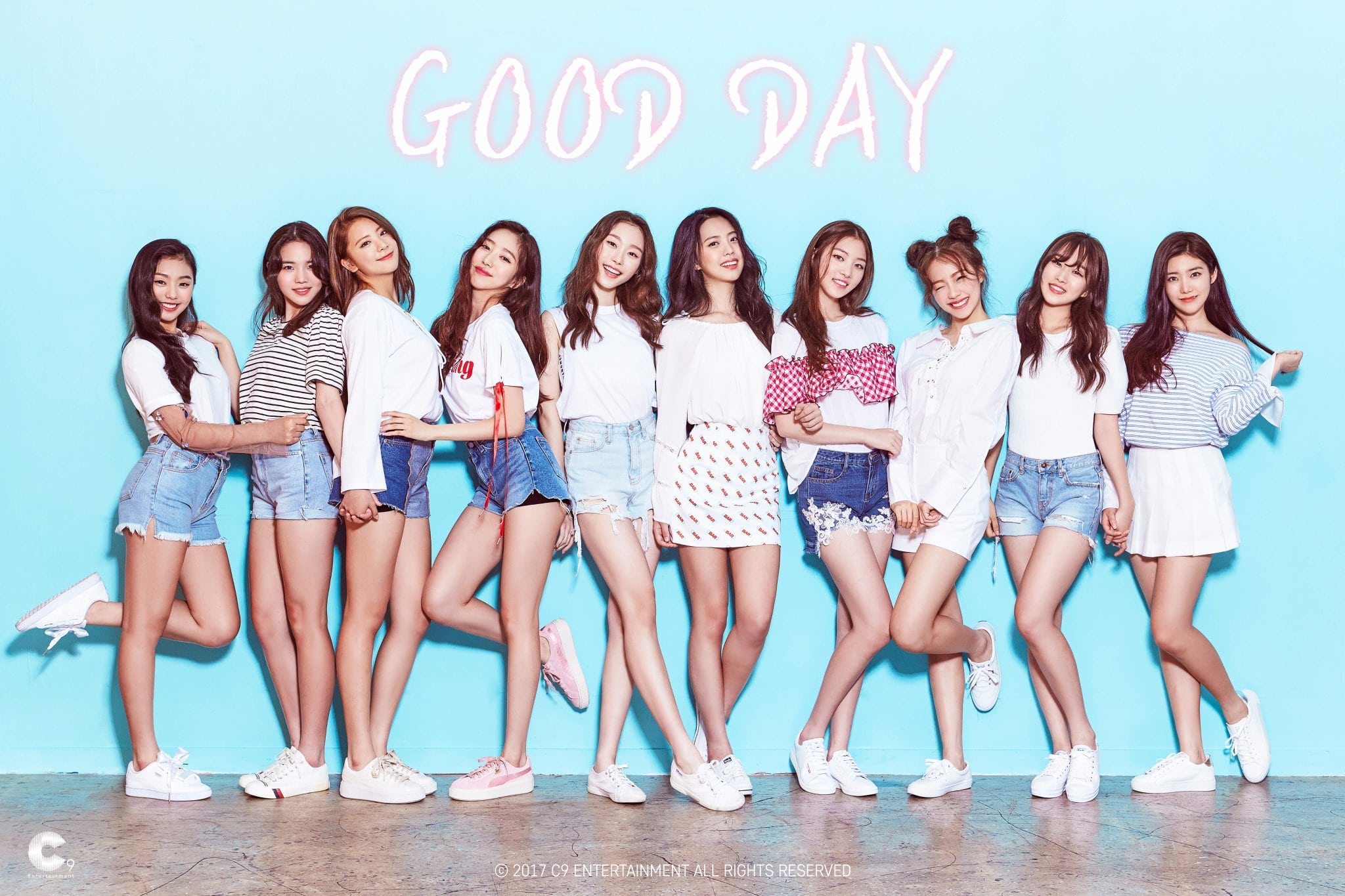C9 Entertainments Upcoming Girl Group Good Day Drops More Teasers Ahead Of Debut