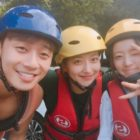 """Fight My Way"" Cast Beats The Summer Heat During Well-Deserved Reward Vacation"