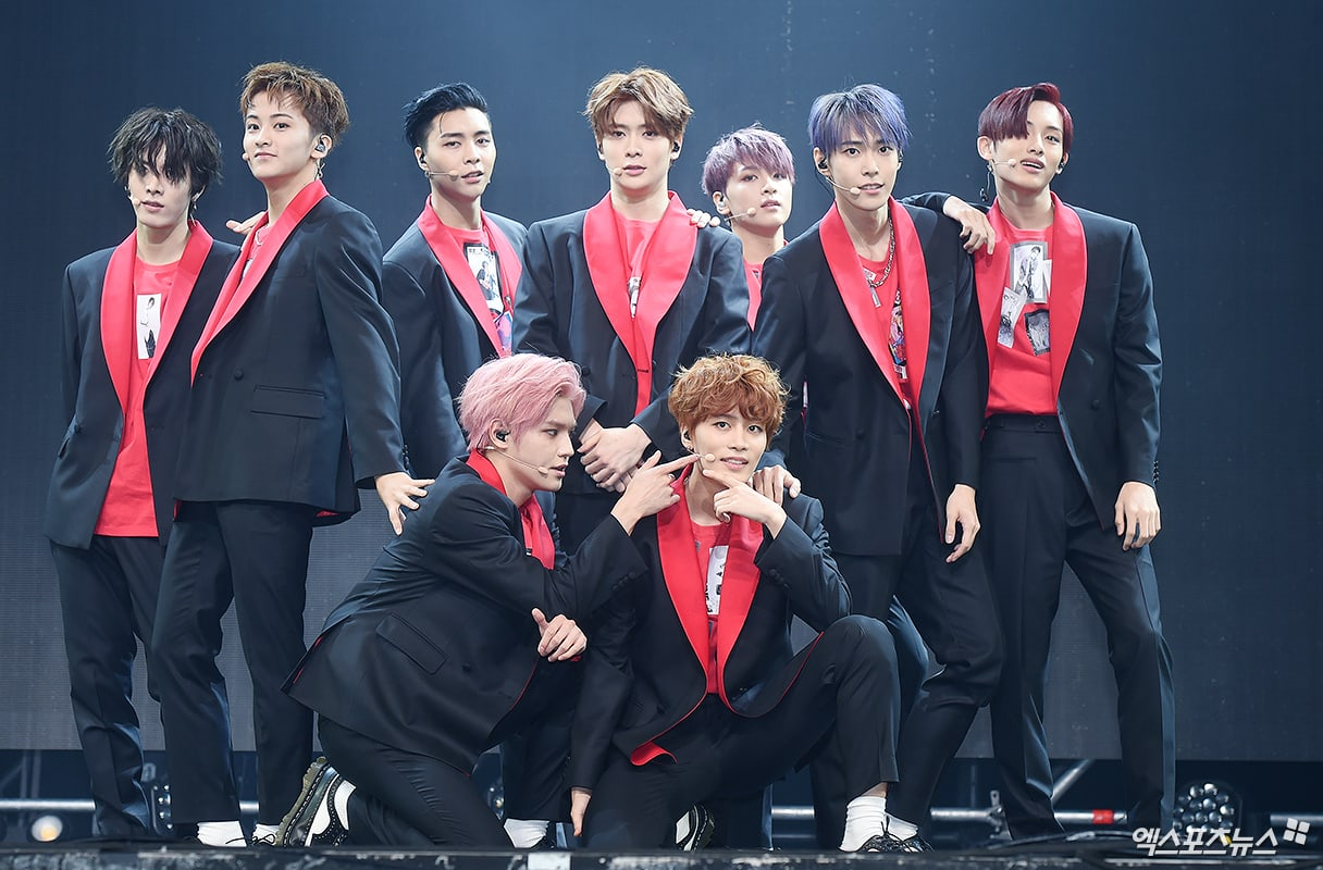 nct 127 looks back on the success of their cherry bomb promotions