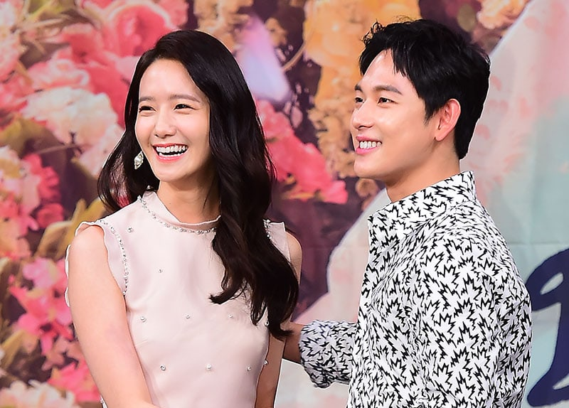 """Im Siwan Says He Chose To Star In """"The King Loves"""" Because Of YoonA"""