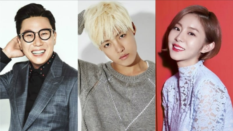 Lee Sang Min Congratulates Kangnam On His Relationship With UEE + Kangnam Responds