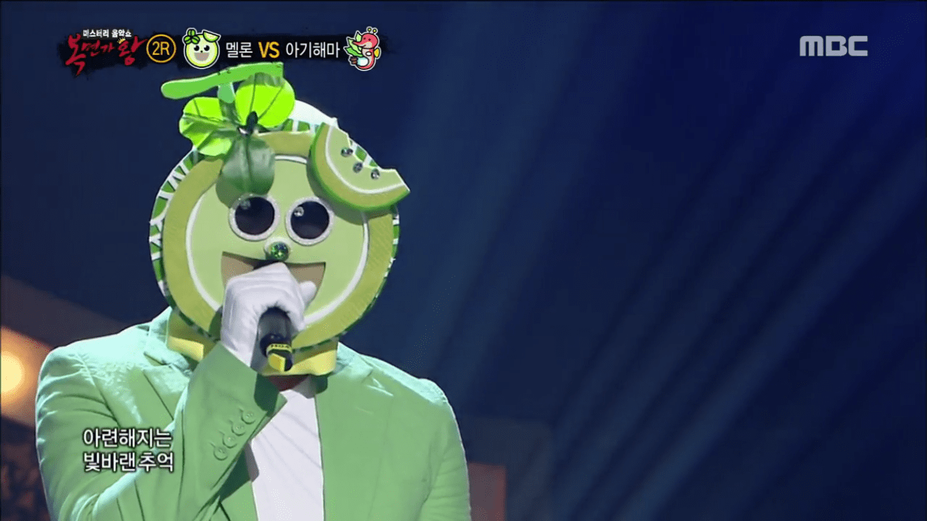 "Idol Also Known For His Acting Wows With Sweet Vocals And Dancing Skills On ""King Of Masked Singer"""