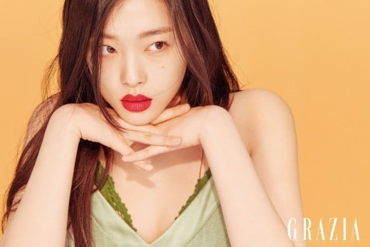 Sulli Reflects On Her Acting Career And The Future