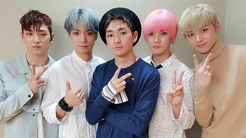 NUEST To Make Return With 4 Members For Special Single This Month