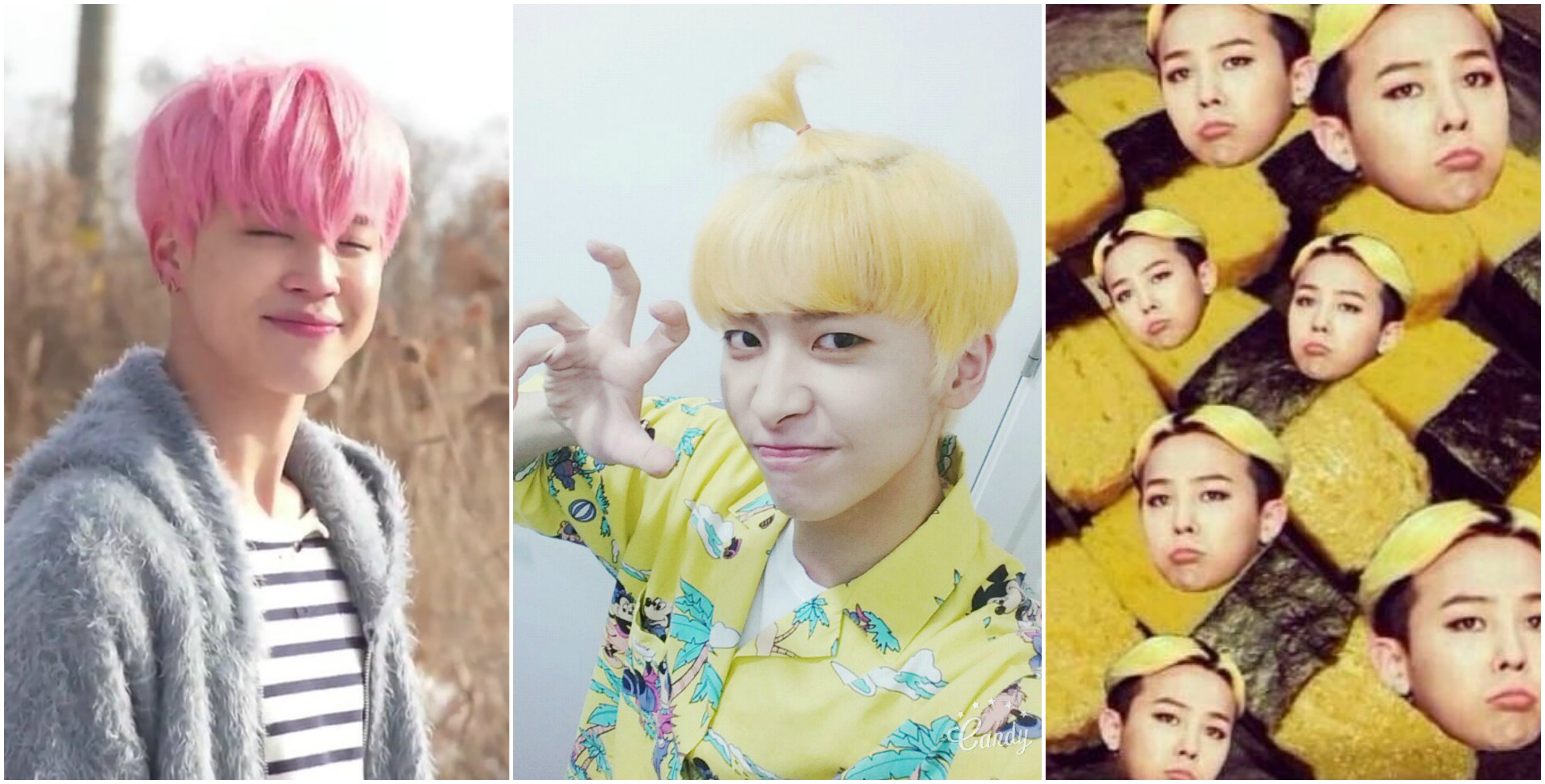 The Good The Bad And The Foodie 10 Times K Pop Hairstyles Made Us Mad Hungry Soompi