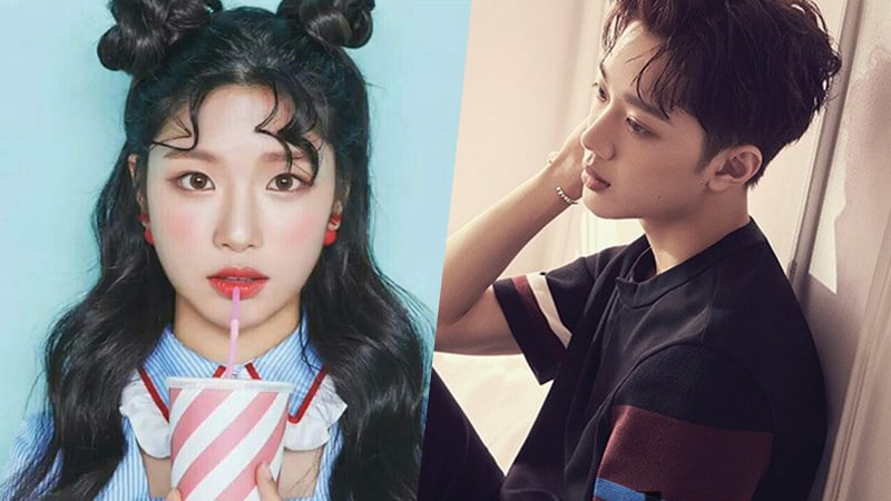ELRIS's Bella Apologizes For Imitating Wanna One's Lai Guan Lin