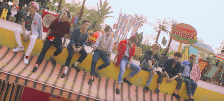 Watch: EXO Teases New Choreography In Colorful MV Teaser For Title Track KoKoBop