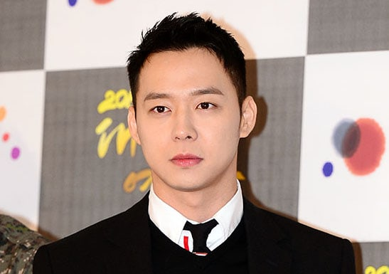 JYJs Park Yoochun Writes First Personal Message To Fans After Controversy