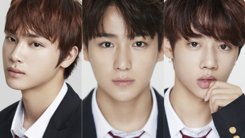 Cre.Ker Entertainments Upcoming Boy Group The Boyz Announces First 3 Members