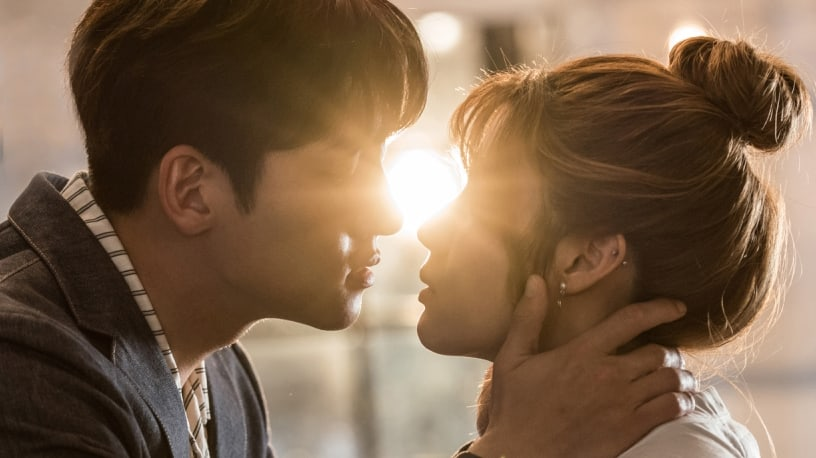 Nam Ji Hyun Talks About Ji Chang Wook Taking Lead For Kiss Scene And About First Bed Scene