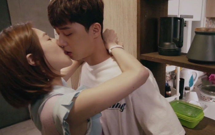 """Lee Elijah Talks About Her Kiss Scene With Park Seo Joon In """"Fight My Way"""""""