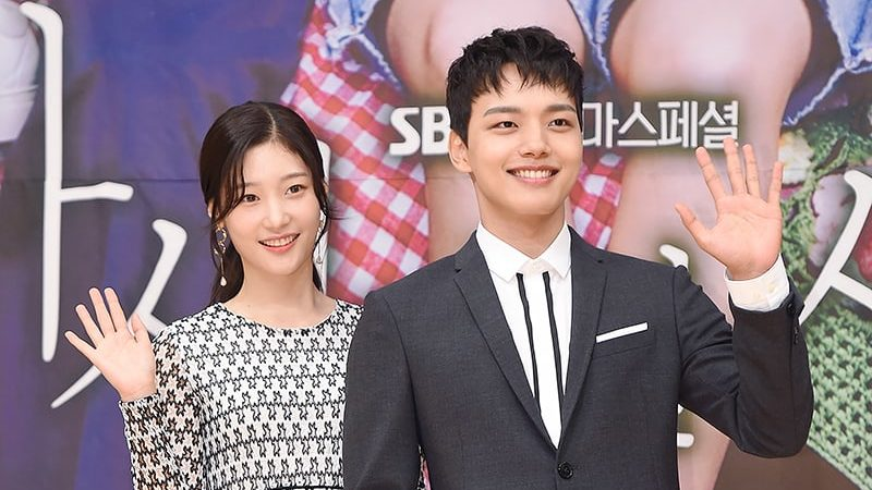 DIA's Jung Chaeyeon Talks About Her Friendship With Co-Star Yeo Jin Goo