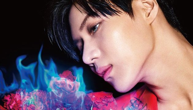 "SHINee's Taemin Reigns Over Oricon's Daily Album Chart With ""Flame Of Love"""