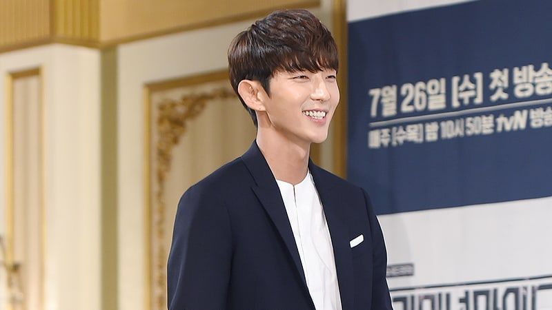 Lee Joon Gi Talks About The Advantages Of Filming A Drama Set In Present Day