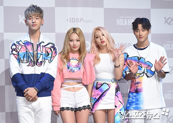 KARD Thanks International Fans And Says Their Overseas Tour Was An Unforgettable Experience