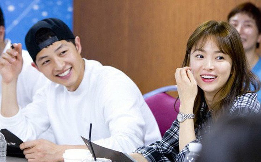 Song Joong Ki Explains Why He Was So Proud Of Song Hye Kyo ...