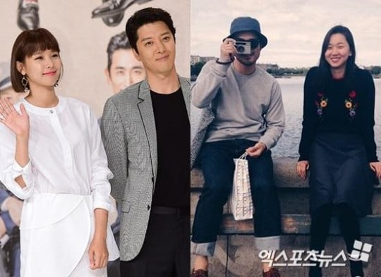 """Update: Jang Yoon Joo And Her Husband To Join Lee Dong Gun And Jo Yoon Hee In 2nd Season Of """"Newlywed Diary"""""""