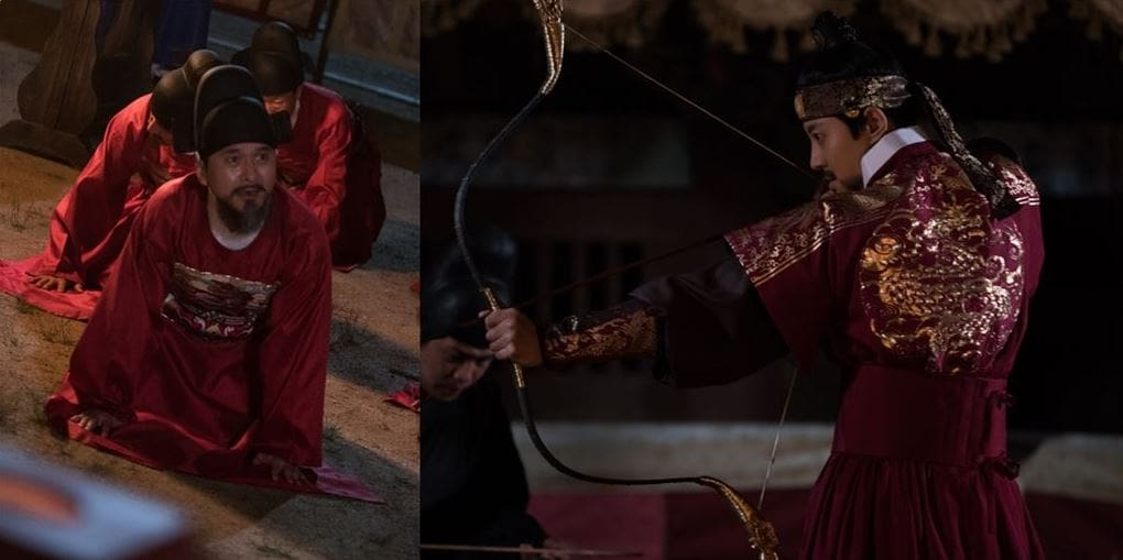 "Lee Dong Gun's Character In ""Queen For 7 Days"" To Go On A Rampage"