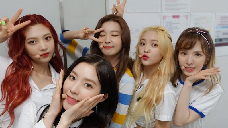 """Red Velvet Grabs 1st Win For """"Red Flavor"""" On """"Show Champion"""""""