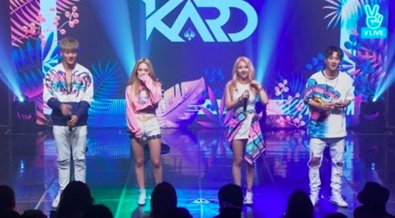 KARD Chats About Their Future Goals For The Year