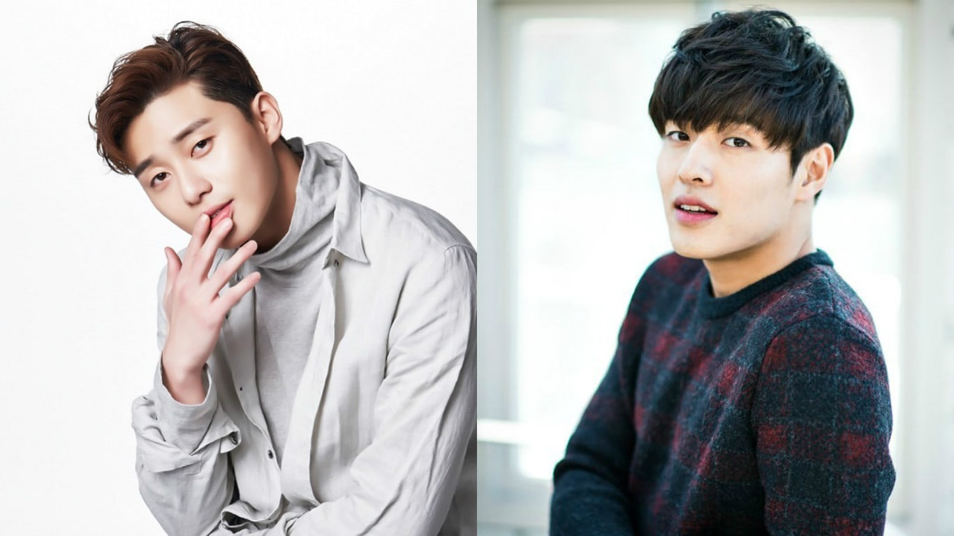 Park Seo Joon Says His Movie Co-Star Kang Ha Neul Lives Up To The Hype