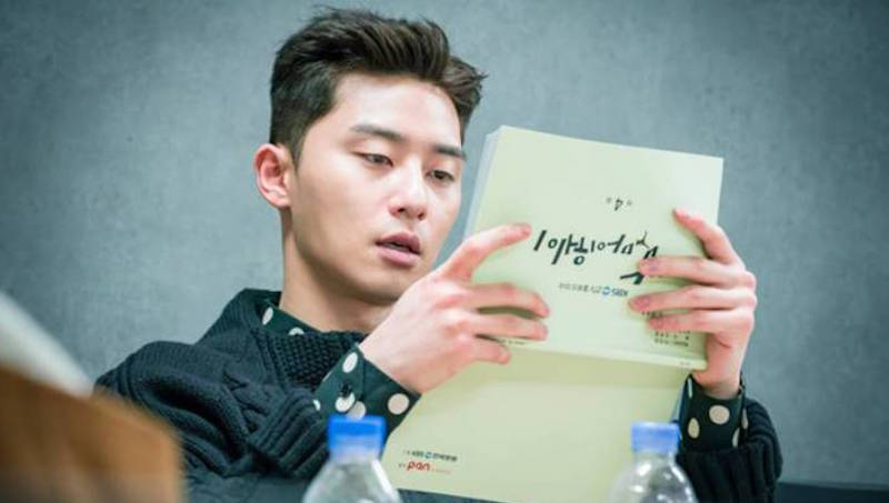 Park Seo Joon Reveals What He Did To Convince His Parents To Let Him Pursue Acting