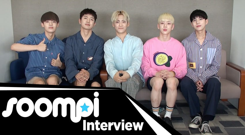 "INTERVIEW: A.C.E Dishes On Pre-Debut Covers, The English Version of ""Cactus,"" and More"