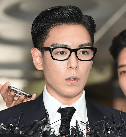 BIGBANG's T.O.P Receives Sentence At Final Trial For Marijuana Case