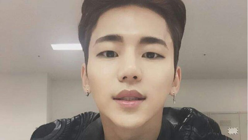 MYNAMEs Insoo Announces Plans To Enlist In The Army