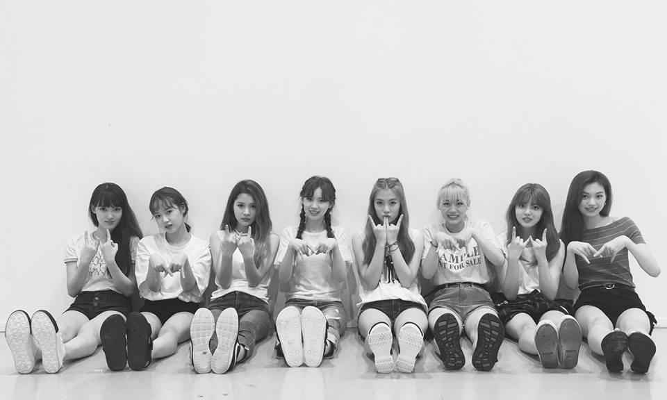 New Girl Group Weki Meki Launches Social Media Accounts Ahead Of Debut