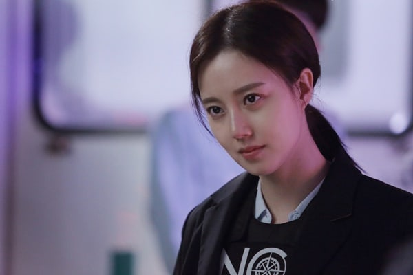 Moon Chae Won Shares How She Prepared For Her Action-Packed Role In Criminal Minds