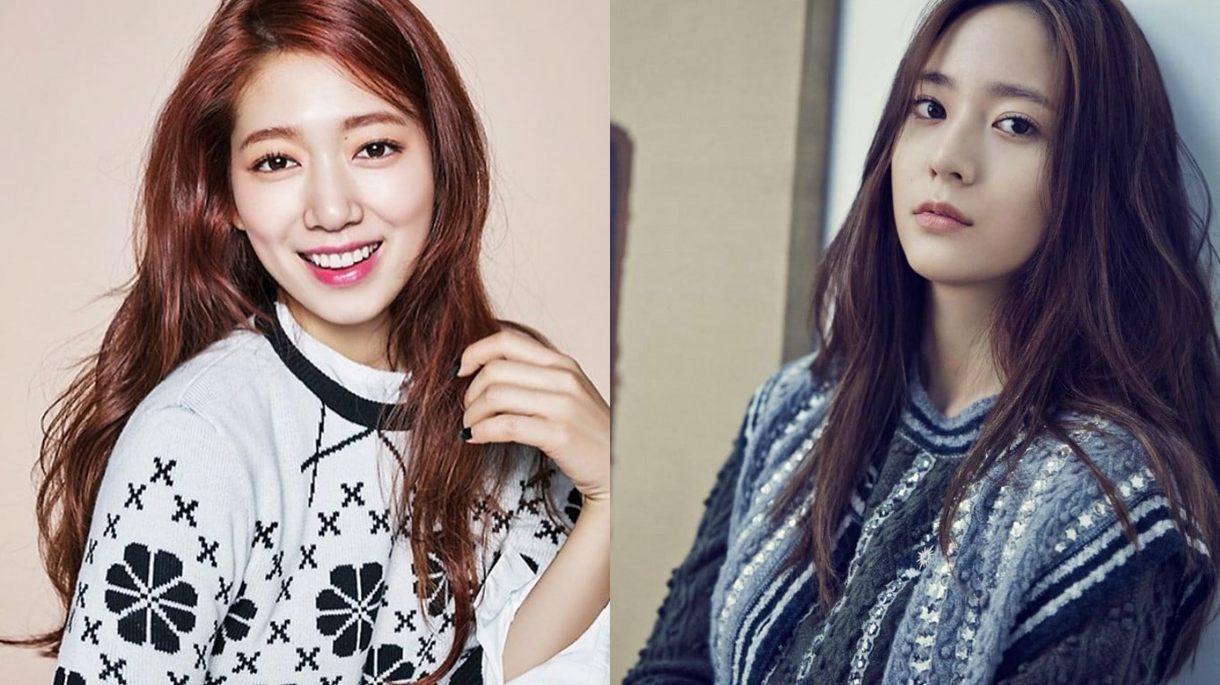 Park Shin Hye Sends f(x)s Krystal A Gift On Set Of Her Drama Bride Of The Water God