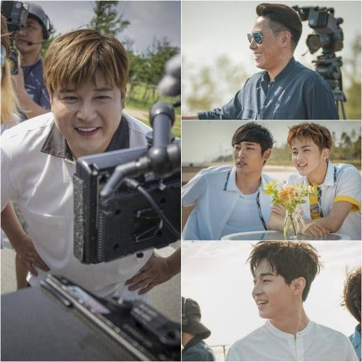 Super Juniors Shindong Revealed To Be Director Behind Parc Jae Jung And NCTs Marks Upcoming Music Video