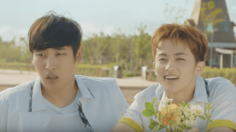 "Watch: NCT's Mark And Parc Jae Jung Team Up In Sweet MV For ""Lemonade Love"""
