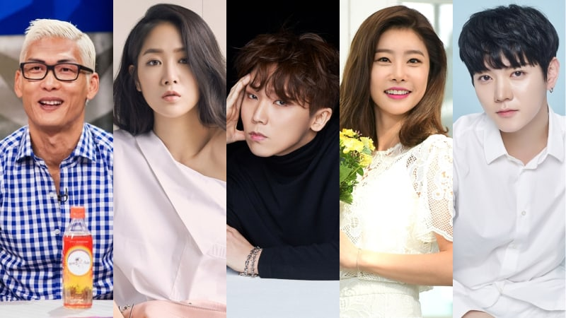 Park Joon Hyung, Soyou, Junggigo, Sojin, And Ren Confirmed For New JTBC2 Variety Show