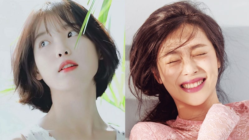 Sulli Shows Off Close Friend IU's Cooking Skills