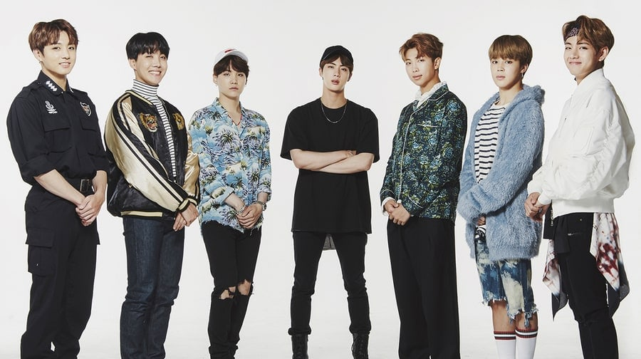 "BTS Introduced Through Rolling Stone's ""10 New Artists You Need To Know"""