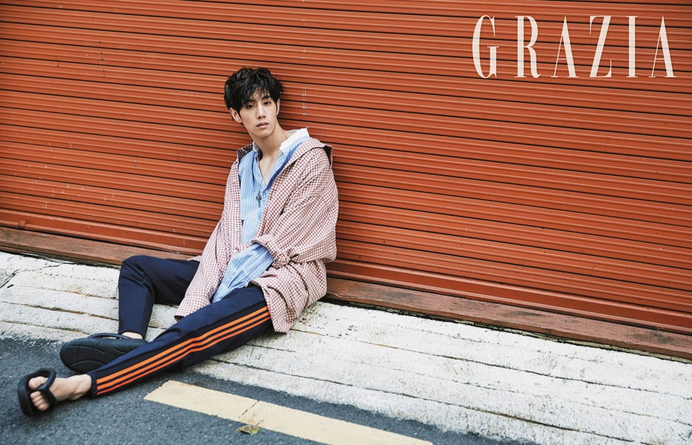 GOT7s Mark Talks About How He Has Changed Since Debut And A Dream Goal Of His